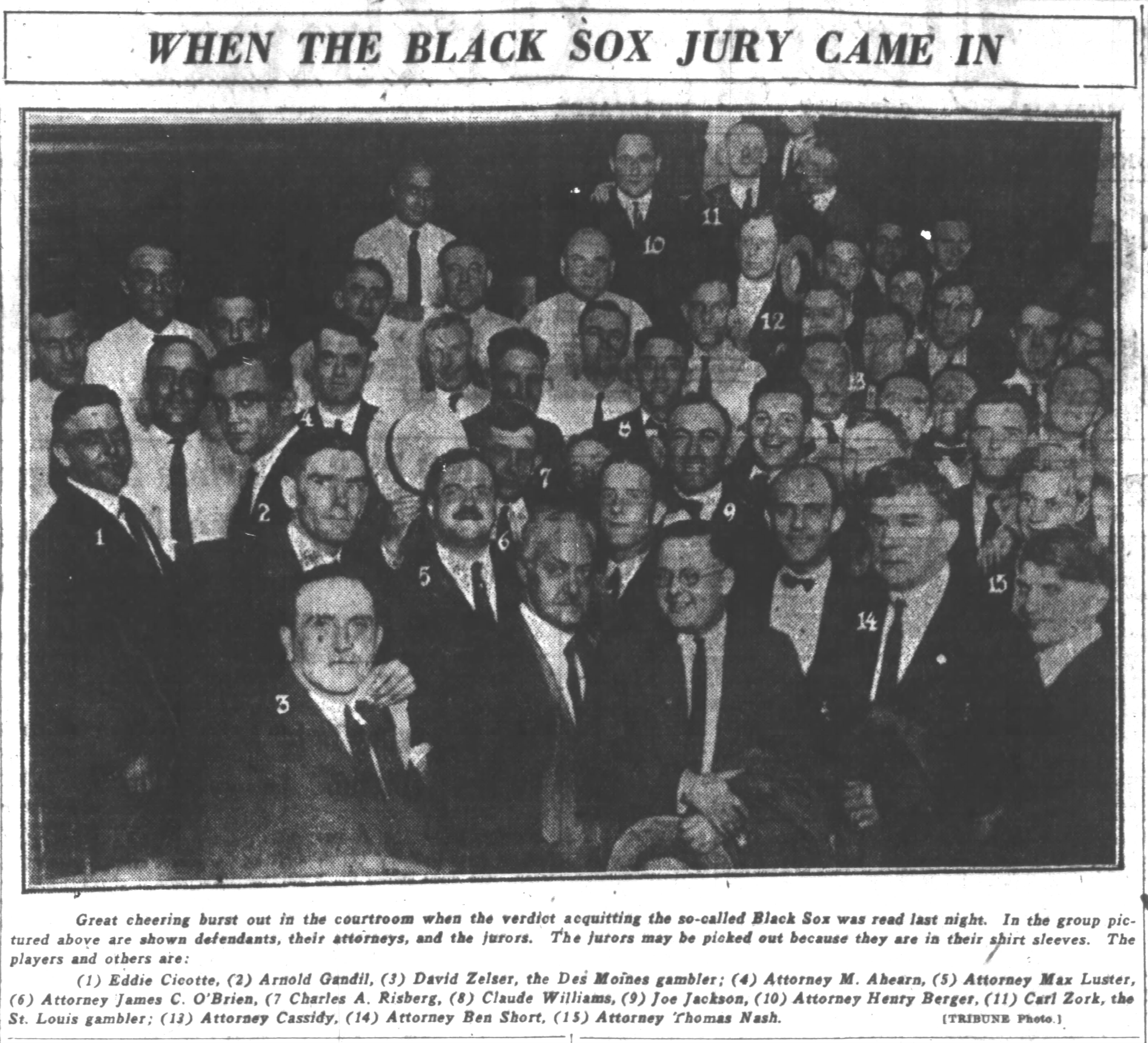 black sox scandal research paper