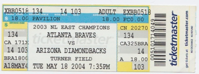 2004-05-18-Randy-Johnson-perfect-game-ticket