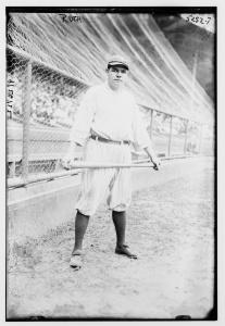 Babe Ruth 1921-LOC-Bain