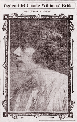 2018-12-Ogden girl is Claude Williams wife - Lyria Wilson-1916