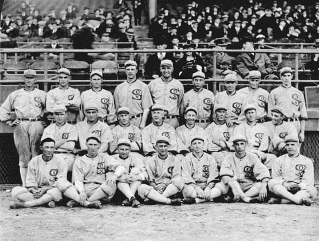 NBHOF-Chicago White Sox 1919 1176.68 PD