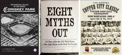 Black Sox books