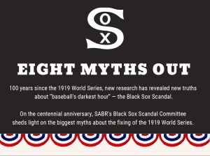 Black Sox-Eight Myths Out